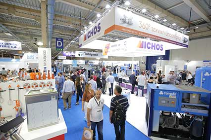 FOODTECH 2019 trade show Greece